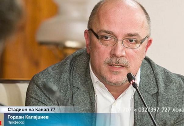 Калајџиев: Не може премиерот да одлучува кој ќе го води СЈО и која ќе биде неговота cyдбина