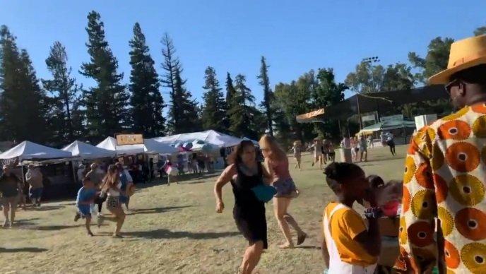 Пукање на фестивал за храна во Калифорнија, најмалку четири мртви