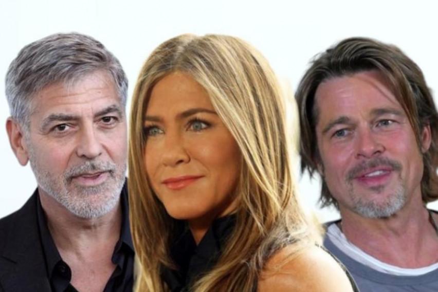Откриена тајната мисија на Џорџ Клуни: За Анистон и Пит изнајмил приватна вила, што сакал да постигне?