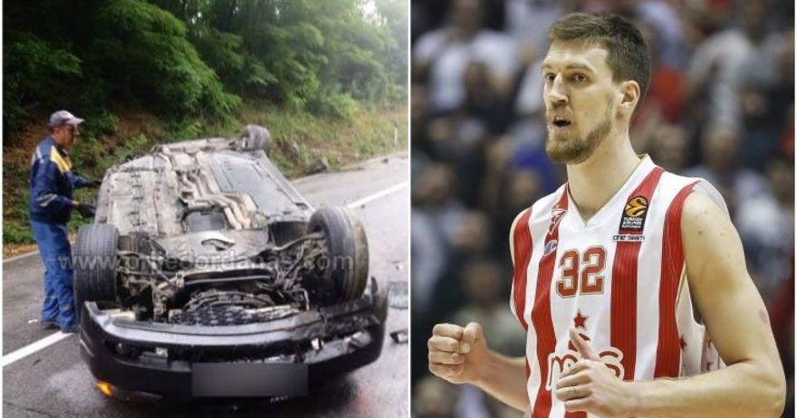 Подобро од очекуваното: Кузмиќ објави како изгледа по ужасната несреќа (ФОТО)