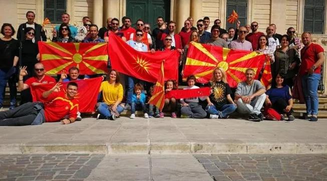 Македонците од Малта бараат амбасада, а не да ги покрива таа во Италија