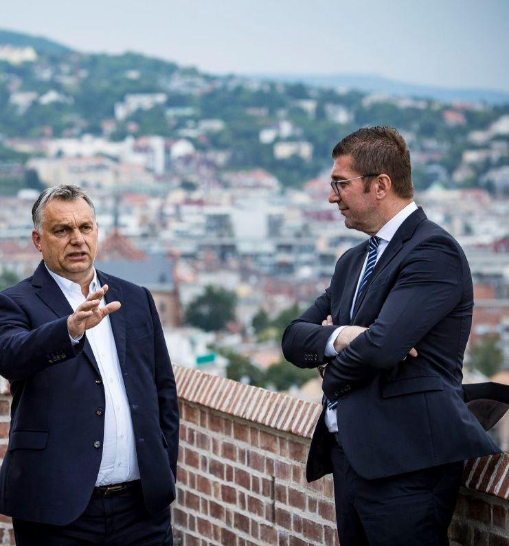 """""""Бев на средба со Орбан да лобирам за датум за преговори со ЕУ, сега комесарот за проширување доаѓа од партија пријател на ВМРО-ДПМНЕ"""""""