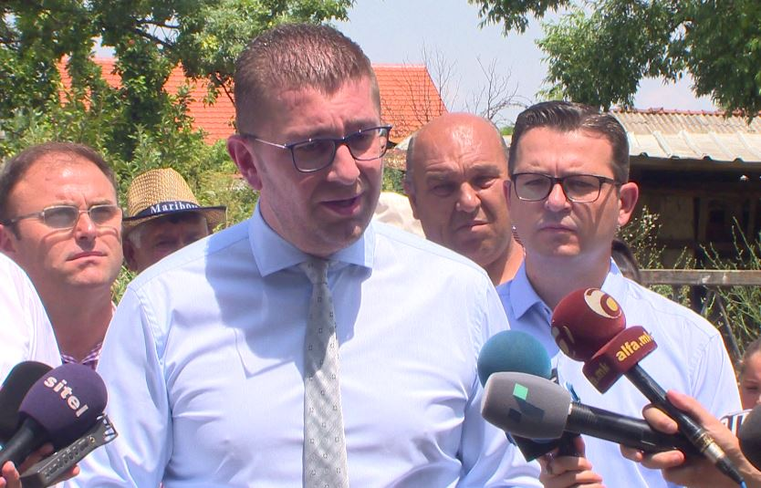 Мицкоски: Веќе не поминува со извинување, Заев да поднесе оставка