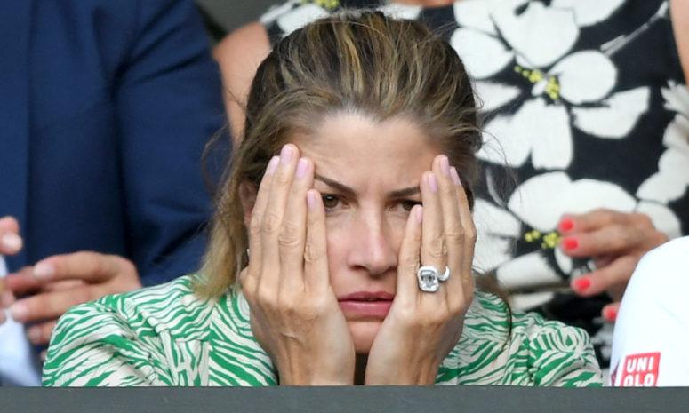 Пара на пара оди: Нема да верувате за кого била свршена сопругата на Федерер пред да му роди четири деца (ФОТО)