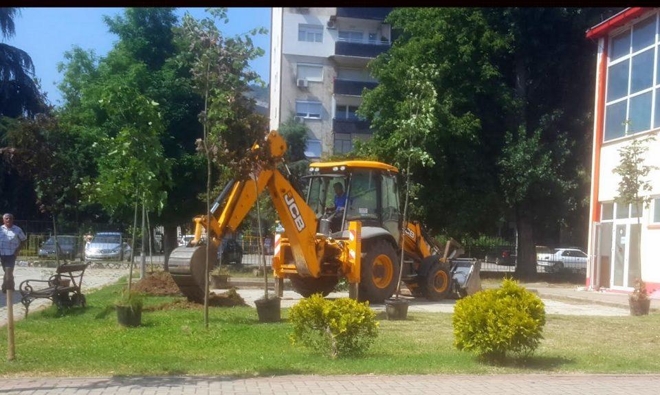 """Целосно е реновирана спортската сала """"Независна Македонија"""""""