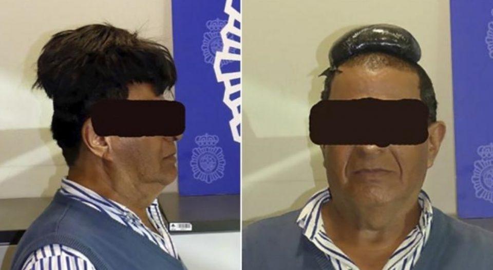Носел чудна перика, па станал сомнителен: Овој човек на урнебесен начин сакал да прошверцува дрога вредна 30.000 евра