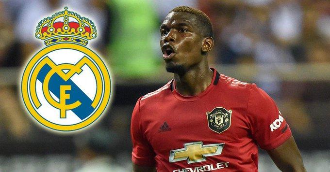 МЕГА понуда од Реал Мадрид за Пол Погба