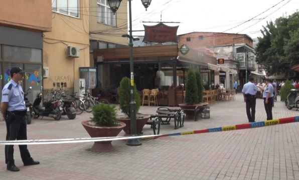 БОМБА ВО КАФУЛЕ ВО ПРИЛЕП- се очекува да пристигне антитерористичка единица од Скопје