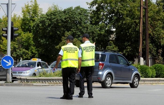 Казнети 33 возачи за пречекорување на брзината во Скопје