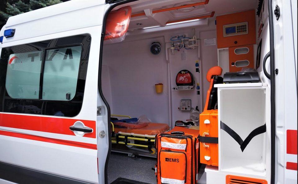 Општата болница во Прилеп доби донација амбулантно возило од турската агенција за соработка и развој – ТИКА