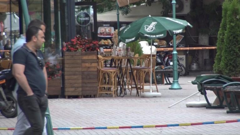"""Бомбата која беше фрлена во прилепското кафуле е """"кашикара"""", била активирана, но не експлодирала"""