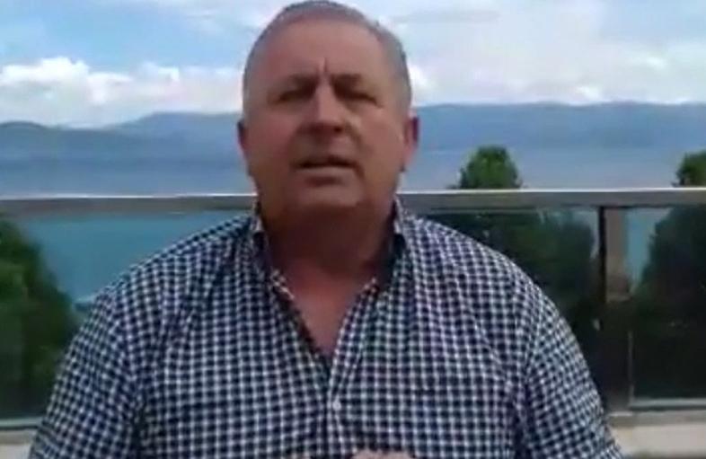 Мерко за дивоградбата во Охрид вели дека е легална: Дојдоа охриѓани во голем обем и беше добра атмосферата (ВИДЕО)