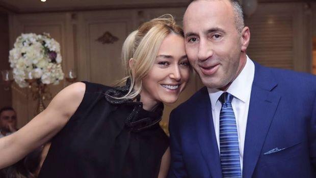 Ова е убавата сопруга на косовскиот премиер- кога ќе дознаете со што се занимава Анита ќе ви стане јасно зошто двајцата се заедно (ФОТО)