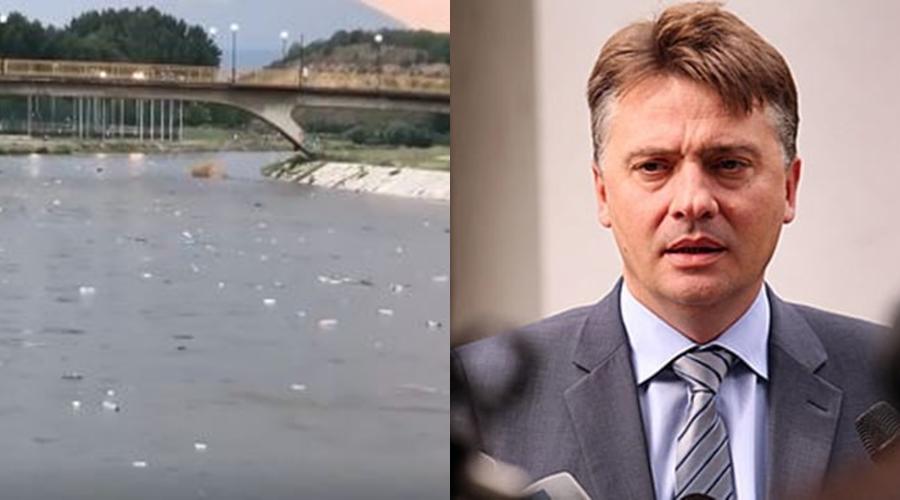 Секторот за заштита на животната средина на Град Скопје ја заборави заштитата на Вардар, граѓаните порачуваат надлежните да се фатат за работа