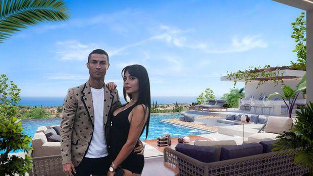 Роналдо се поднови со нова вила вредна цело богатство- кога ќе видат сите жени што има посебно за Георгина ќе полудат по истото (ФОТО)