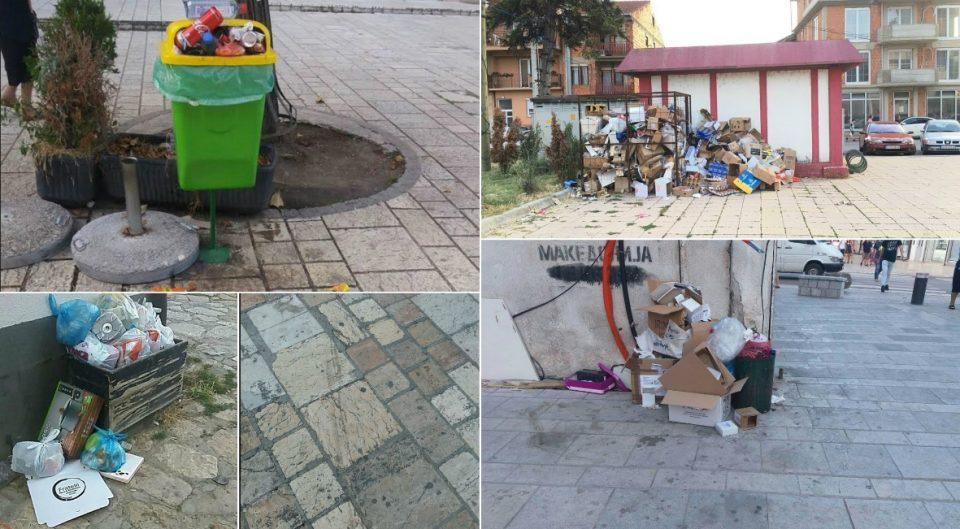 """Депонија во срцето на градот: """"Во екот на летната сезона во Струга никогаш не било позагадено и позатрупано со ѓубре"""""""
