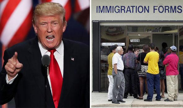 Американската Влада воведува експресна процедура за депортација на мигрантите