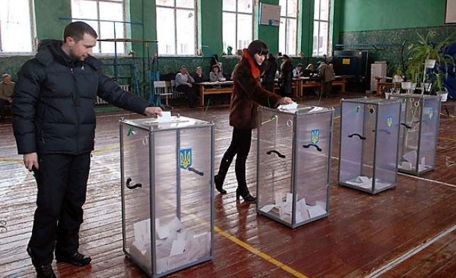 Предвремени парламентарни избори во Украина