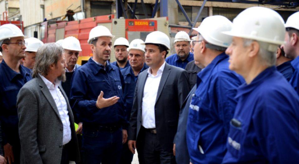 """""""Економски"""": СДСМ излажа и за РЕК, каде завршуваат парите со кои требаше да набават сопствена механизација ?"""
