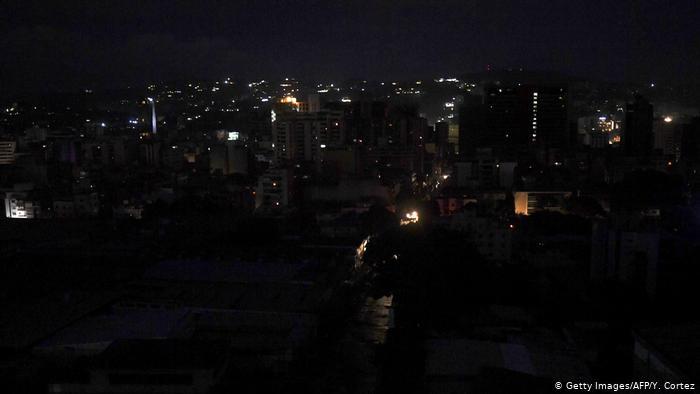 Венецуела повторно без струја