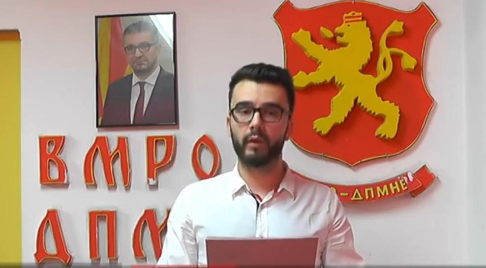 Ташев: Граѓаните на Неготино веќе две години чекаат за реализација на ветените проекти