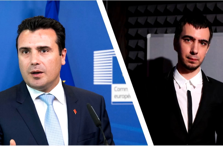 Заев од комедијант, за кој мисли дека е Порошенко, прифаќа совети како Албанците да му станат лојални (ВИДЕО)