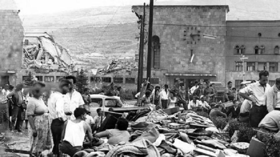 Утре се одбележуваат 56 години од катастрофалниот земјотрес во Скопје