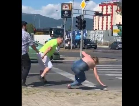 МВР СО ДЕТАЛИ ЗА КУРИР: Откриен идентитетот на насилникот и нападнатата жена среде Скопје