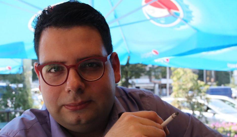 Новинарот Љупчо Златев повикан на распит во полиција