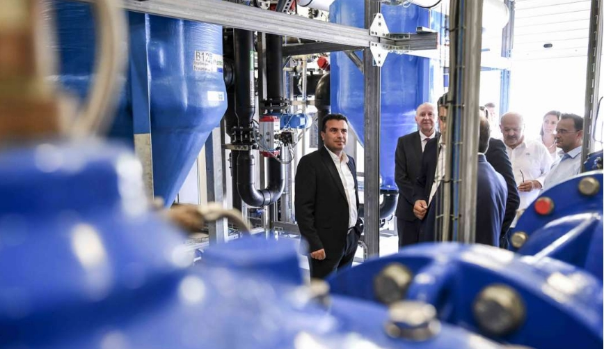 Бидејќи немаат ништо сработено, Заев се фали со проекти реализирани пред шест години