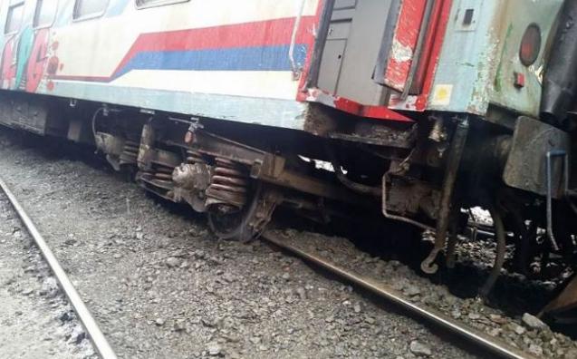 Штетите од железничката несреќа огромни, одговорност нема