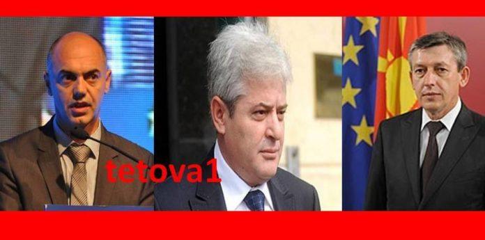 Тетова1: Лика дефинитивно му врти грб на Али Ахмети- Формира нов политички субјект?