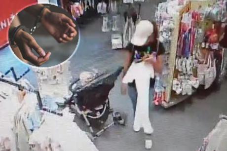 ВИДЕО: Украле паричник од количка за бебе, камерата снимила се- уапсени две Бугарки во Белград