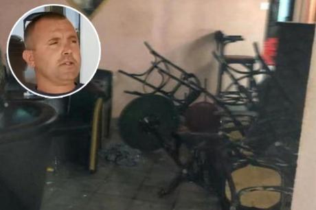 """Се огласи сопственикот на кафулето во Хрватска каде беа нападнати Срби: """"Не маваа со шишиња, не тепаа нас и децата"""""""