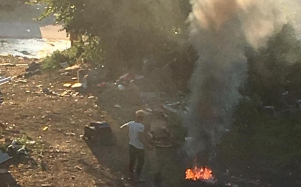 """""""О2 иницијатива"""": Градов смрди од изгорени токсични, канцерогени материјали, ова е злосторство против човештвото"""