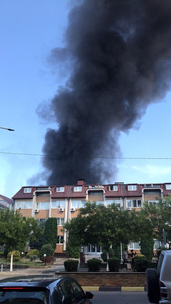 ВИДЕО: Црни облаци над Струмица од стравичниот пожар