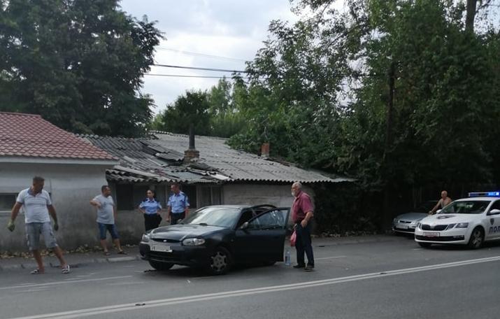 """Детали за сообраќајната несреќа на """"Рузвелтова"""""""