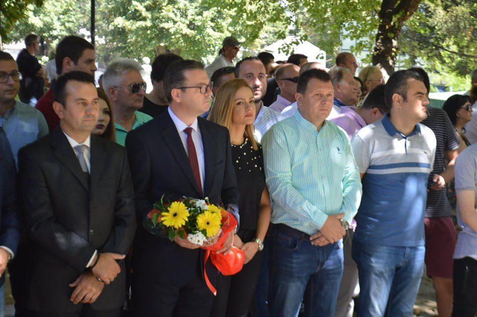 Трипуновски: Идејата за слободна и независна Македонија не умира и после многу генерации!