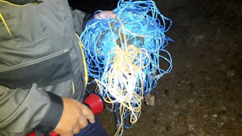 """Запленети недозволени риболовни средства на рекреативната зона """"Акумулација Стрежево"""""""