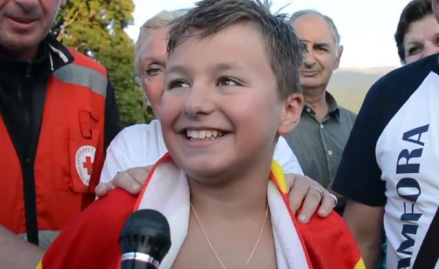 Херојот Марко ќе исплива 64 километри за да ја разбуди свеста кај политичарите!