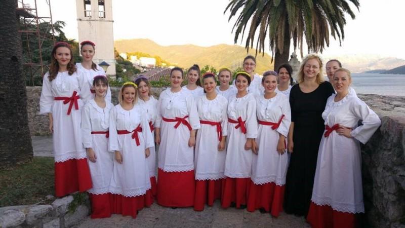 """""""Скопје пее"""" (""""Skopje Sings)"""" – прв меѓународен хорски фестивал во Скопје"""