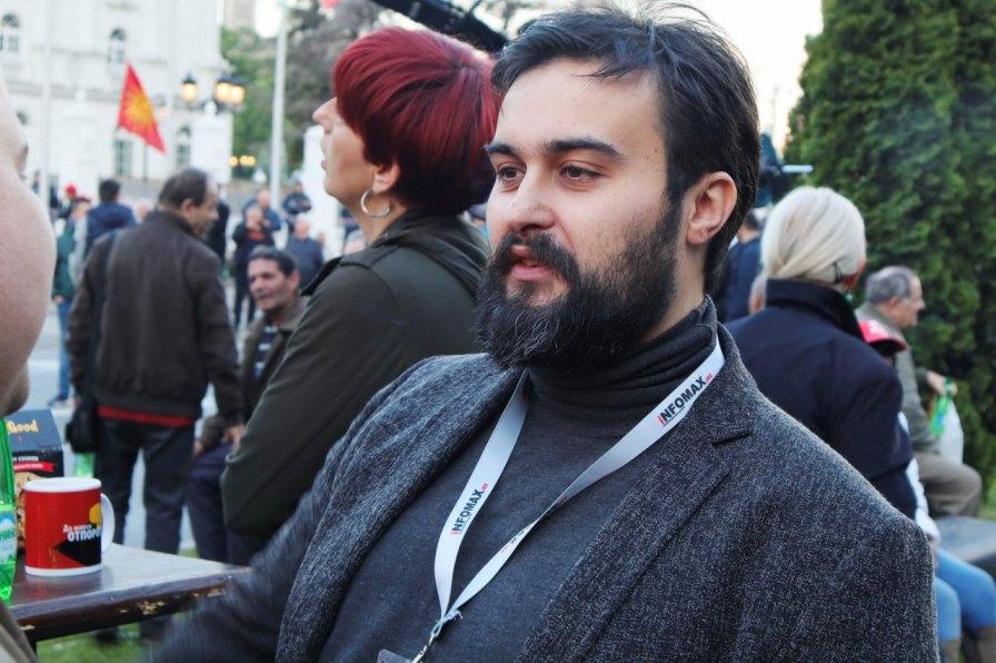 Митовски: Тоа е паничен рефлекс на Зоран Заев