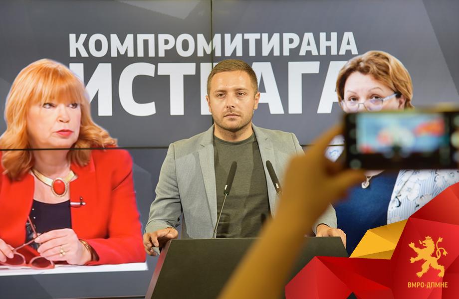 Арсовски: Крајот на оваа крими коалиција помеѓу криминалот и власта се ближи и следува обнова на Македонија