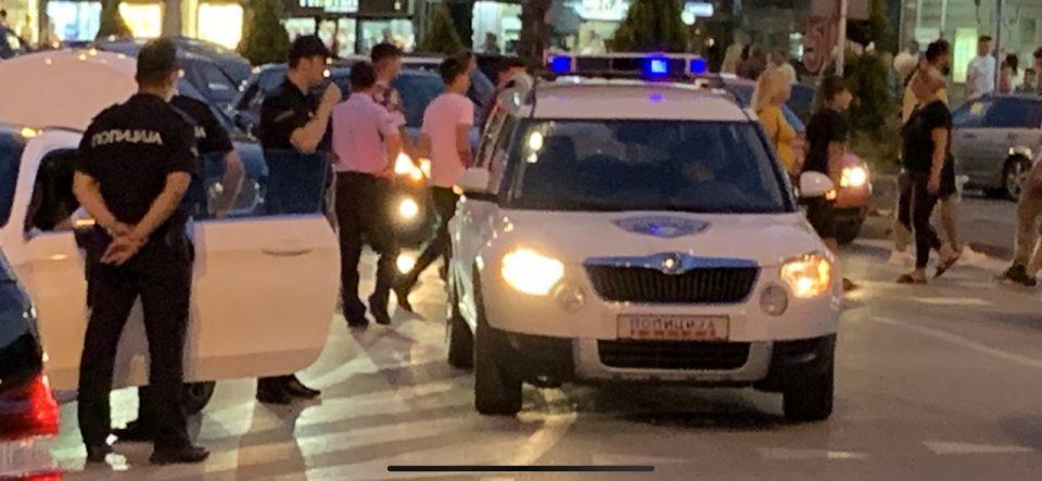 Полицаец во Тетово уапсен во акција за спречување на трговија со наркотици