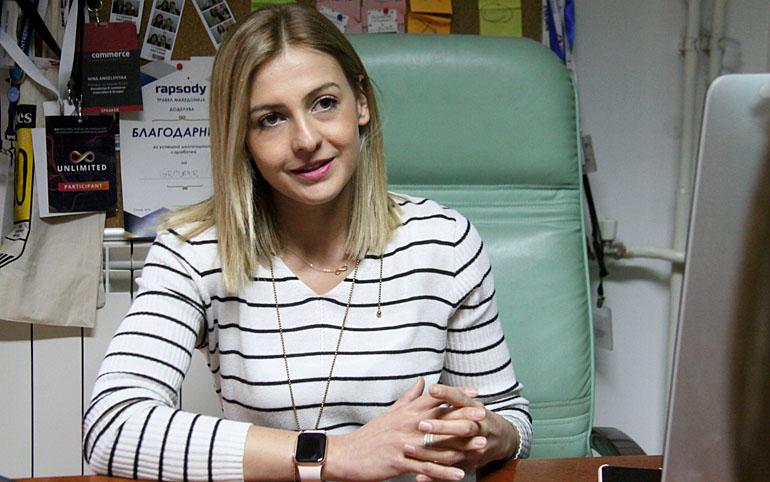 Ангеловска денеска го презеде управувањето со Министерството за финансии
