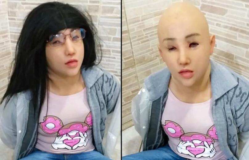ФОТО: Лидерот на една од најмоќните банди се маскирал во својата ќерка тинејџерка за да побегне од затвор