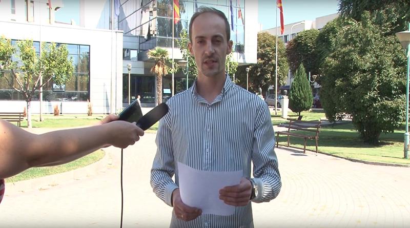 ВИДЕО – ВМРО-ДПМНЕ : Скандал е тоа што Јованоски јавно призна дека го крши законот со угостителите во Прилеп