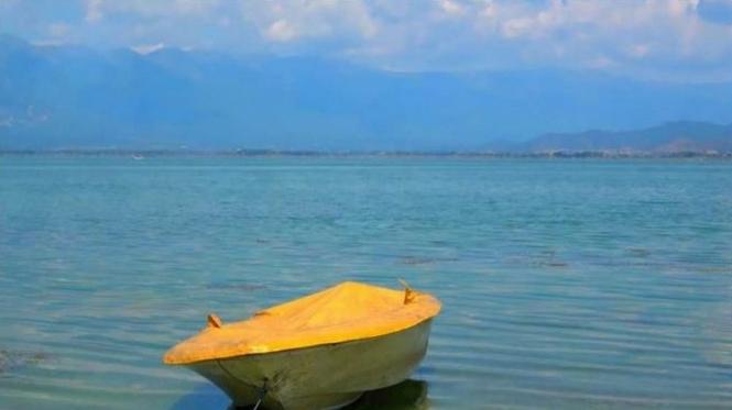 Температурата на Дојранско Езеро 30,8 степени, на Охридско 26, а на Преспанско е 27