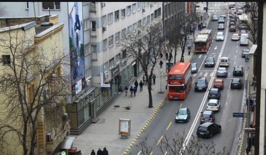 Центарот на Скопје ќе биде затворен за автомобили од следната година