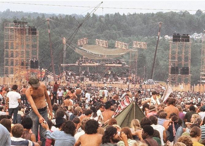 Вудсток како митски музички настан